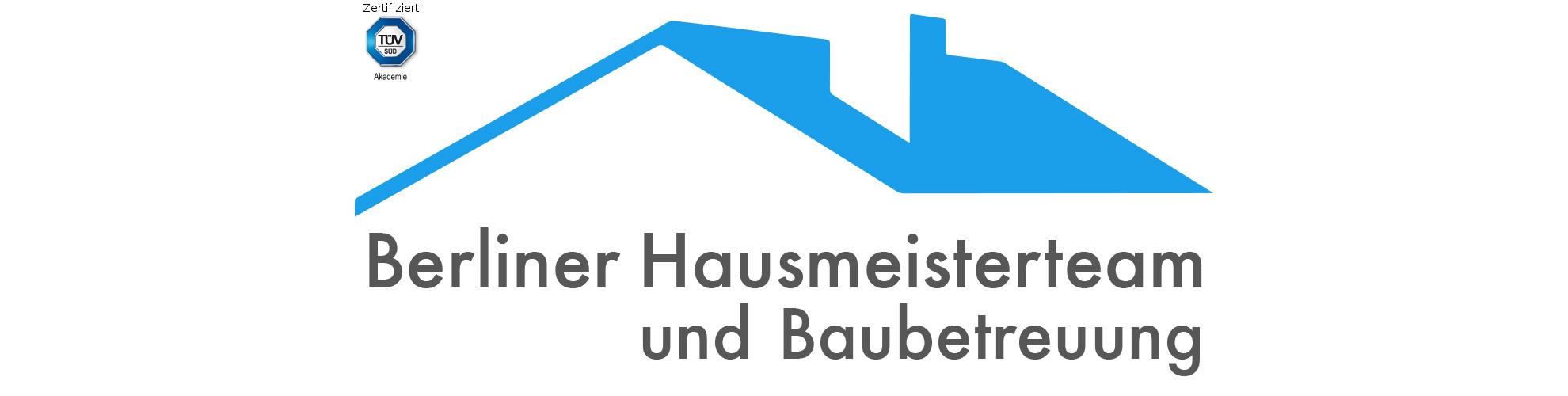 Berliner Hausmeisterteam TÜV zertifiziert